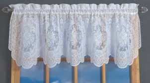 Lace Valance Curtains Lace Swag Valance Thecurtainshop