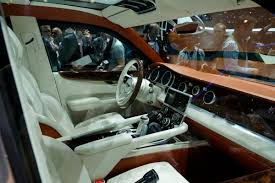 bentley says it has 2 000 advance orders for suv crewe and
