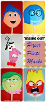 Halloween Masks Crafts by Best 25 Paper Plate Masks Ideas On Pinterest Paper Plate Crafts