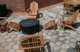 Firepit Chairs Teak Pit Furniture Atlanta Teak Furniture