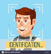 biometric stock vector images alamy