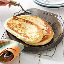 How To Use The Bread Machine Bread Machine Naan Recipe Taste Of Home