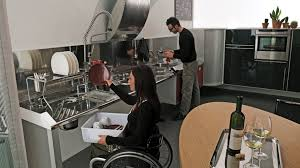hability wheelchair accessible kitchenuniversal design style