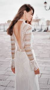 30 cutout back wedding dresses that wow weddingomania