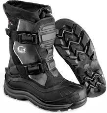 cool biker boots sorel alpha trac buckle winter boots men u0027s survival camping