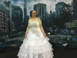 katniss everdeen wedding dress costume katniss everdeen s wedding dress catching the hunger