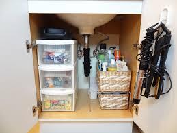 How To Organize A Bathroom Cabinet Organizers Bathroom Genwitch