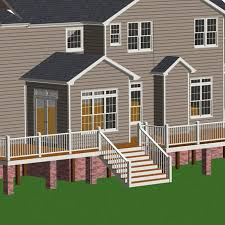 houses with porches add a deck u2013 enjoy the outdoors at home