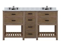 Modular Bathroom Vanity Modular Textured Wood Bathroom Vanity Sets From Sagehill Designs