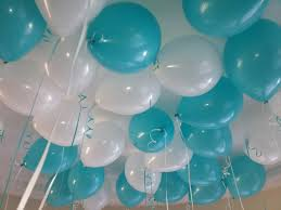 50 balloons delivered balloons delivered inflated 50 plain coloured ceiling balloons