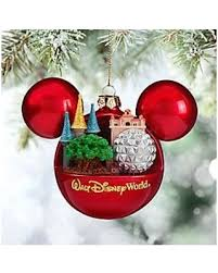 big deal on mickey mouse icon ornament walt disney world