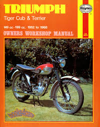 triumph bikes manuals at books4cars com