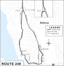 Enumclaw Wa Map Route Revisions Service Change Information King County Metro