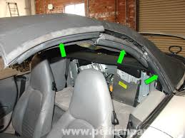porsche 911 problems porsche 911 common convertible top problem repair 996