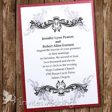 simple wedding invitations cool simple swirls layered wedding invites iwfc018 wedding
