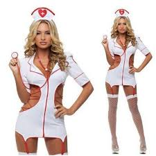 Size Nurse Halloween Costumes Buy Wholesale Nurse Costume Doctor Costumes China