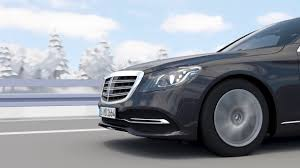 the new mercedes benz s class active distance assist distronic