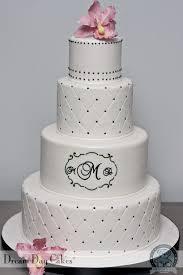 cake monograms 55 best food cakes wedding images on cake wedding