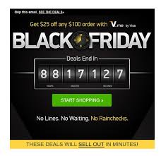 black friday is coming black friday emails get creative listrak insights retail