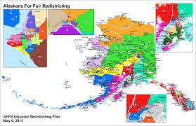 Uaa Map Alaska U0027s Puzzling Redistricting Proposals Alaska Dispatch News