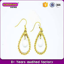 simple earrings design china pearl earrings simple gold earrings design for women