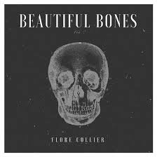 skull black textured music album cover templates by canva