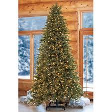 7 9 adjustable grow stow artificial pre lit tree