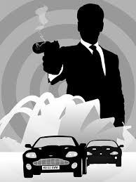 james bond martini silhouette die another day by james mi6 deviantart com james bond