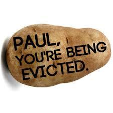 potato parcel send a message to anyone on a potato