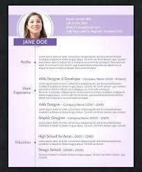 resume visual cv resume builder templates stunning creative