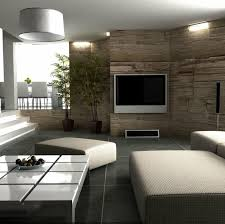 Stone Wall Tiles For Living Room Monochrome So Soothing Modern Douglas Jones Tiles Living Tiles