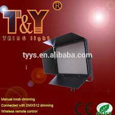 led panel light manual t y led panel light for tv studio and film shooting ty led2400