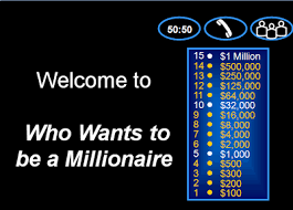 the computer lab teacher who wants to be a millionaire powerpoint