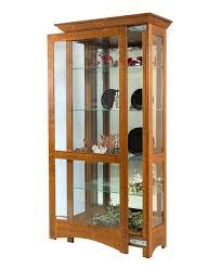 corner curio cabinets for sale oak corner curio cabinet lighted cabinets sale buhler