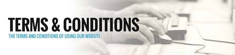 Terms Conditions Terms And Conditions Canaanstore