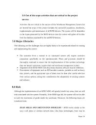 project proposal sample rfid on warehouse management system