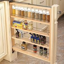 Kitchen Cabinet Spice Rack Slide 1032 Best Kitchen Images On Pinterest Base Cabinets Kitchen