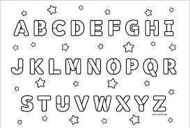 letter coloring pages free free coloring pages alphabet