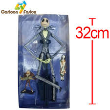 nightmare before skellington figure