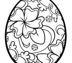 pysanky egg coloring page eggs coloring page bcprights org
