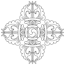 file faith buddhism vajra bw 2 svg wikimedia commons