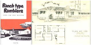 Vintage Home Plans Breathtaking 1950 Bungalow House Plans Ideas Best Inspiration