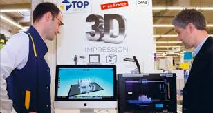 top office amiens fourniture et top office la démocratisation de l impression 3d passera par le