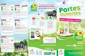 chambre agriculture sarthe portes ouvertes printemps à la ferme sarthe le 30 04 2017 agenda
