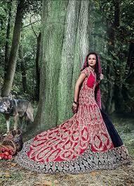 8 latest pakistani wedding dresses by mongas
