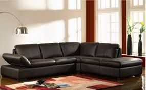 canapé d angle cuir de buffle canapé d angle en cuir de buffle intérieur déco
