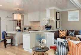 White Beadboard Ceiling by Home Bunch U2013 Interior Design Ideas