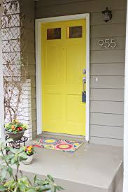 images about exterior paint ideas on pinterest yellow front doors