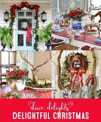 Pinterest Christmas Home Decor 185 Best Christmas Home Tours Images On Pinterest Christmas