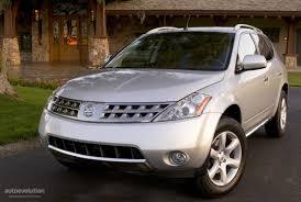 nissan murano used review nissan murano specs 2003 2004 2005 2006 2007 autoevolution